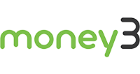 Money3 Logo through Unicorn Auto Car Sales & Finance