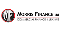 Morris Finance Logo through Unicorn Auto Car Sales & Finance